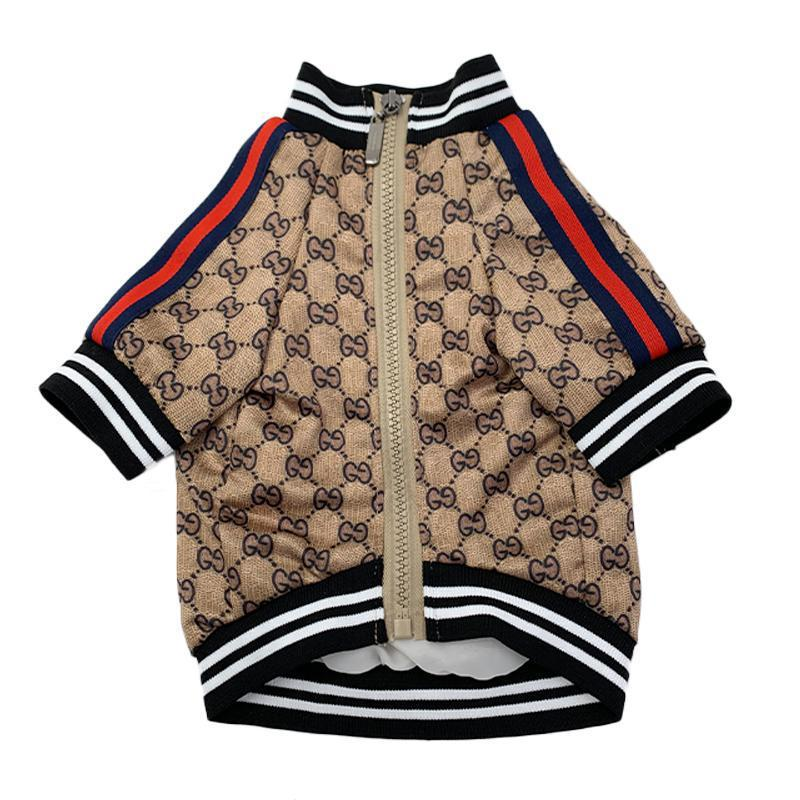 gucci dog jacket