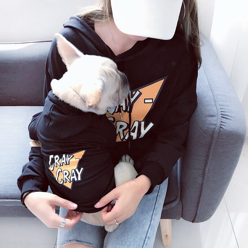 matching dog and owner clothing