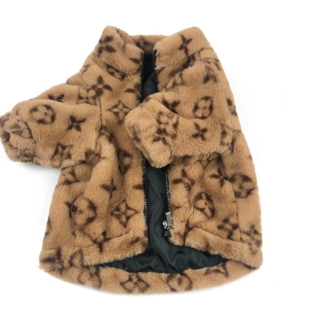 lv dog jacket