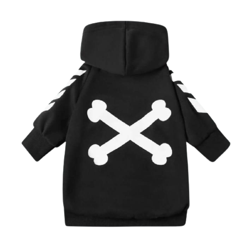off white dog clothes