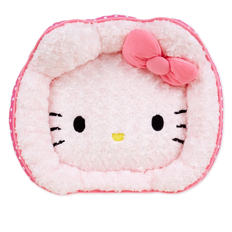 hello kitty pet bed